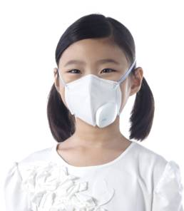 STUCK-Design-Healthcare-Air+_Smart_Mask_Respirator_Ventilator-S-size-Reg-Girl-Frontal Small Cropped